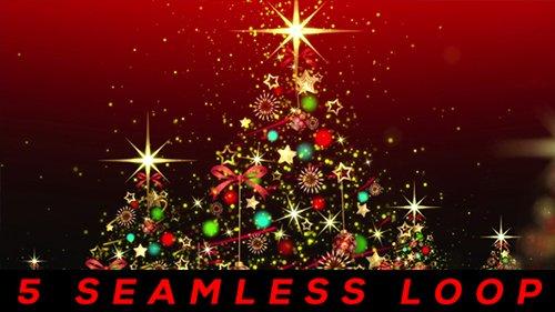 Christmas Glowing Tree 21082970