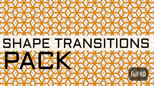 Shape Transitions Pack 15458664