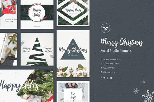 Christmas Social Media Banners - 9WPGZ4