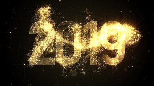 New Year Countdown 2019 23049831