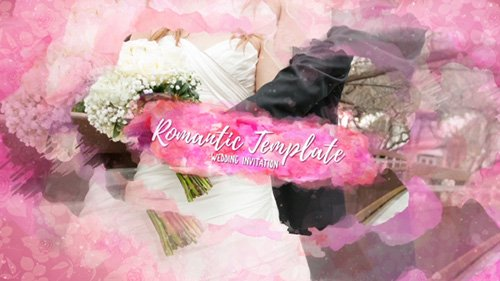 Romantic Template - Project for After Effects (Videohive)