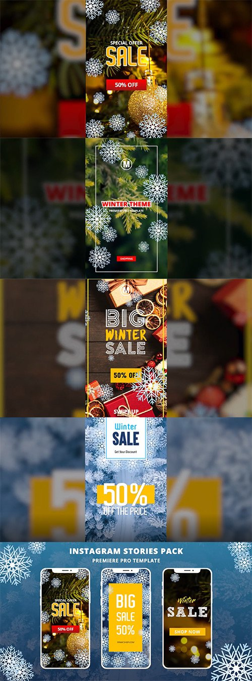 Instagram Stories Winter + Autumn 146146