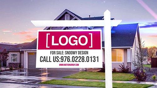 MA - Real Estate Sign Logo 142905