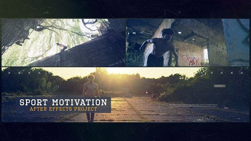 Sport Motivation - After Effects & Premiere Pro Templates (Videohive)