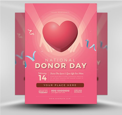 PSD National Donor Day v1