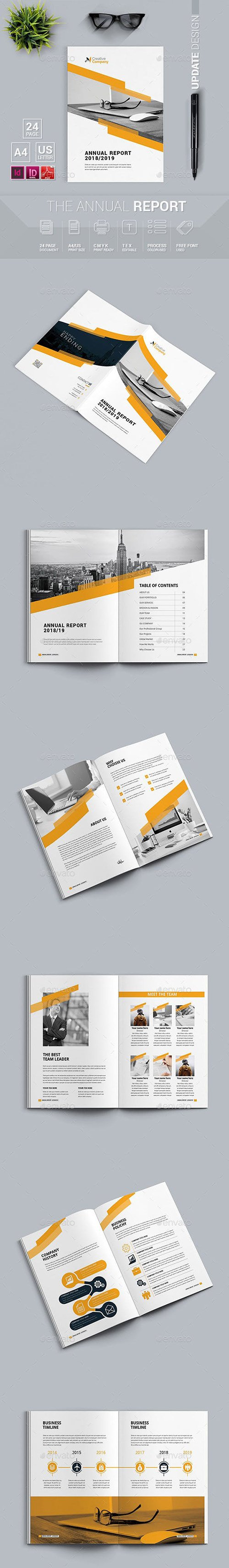 GraphicRiver - Annual Report 22659380