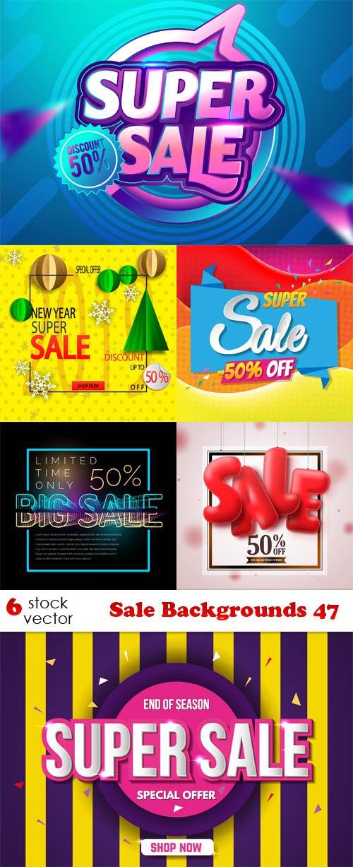 Vectors - Sale Backgrounds 47