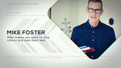 Conference & Event 22491811 - Project for After Effects (Videohive)