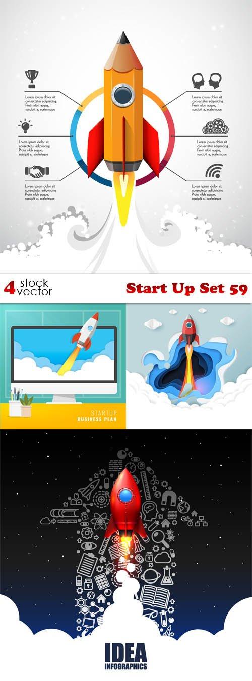 Vectors - Start Up Set 59