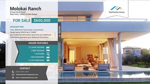 MA - Real Estates 146184