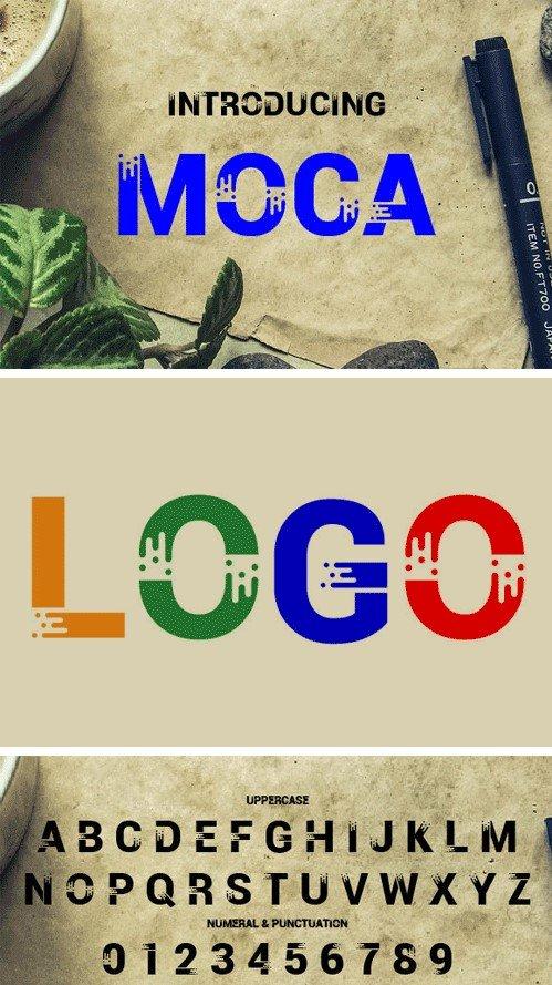 Moca Font