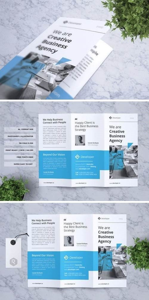 Corporate Business Flyer Vol. 17