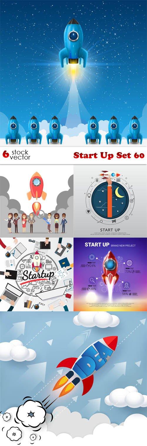 Vectors - Start Up Set 60