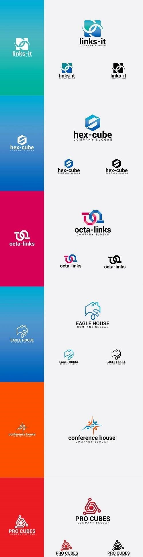 Logo Bundle 108