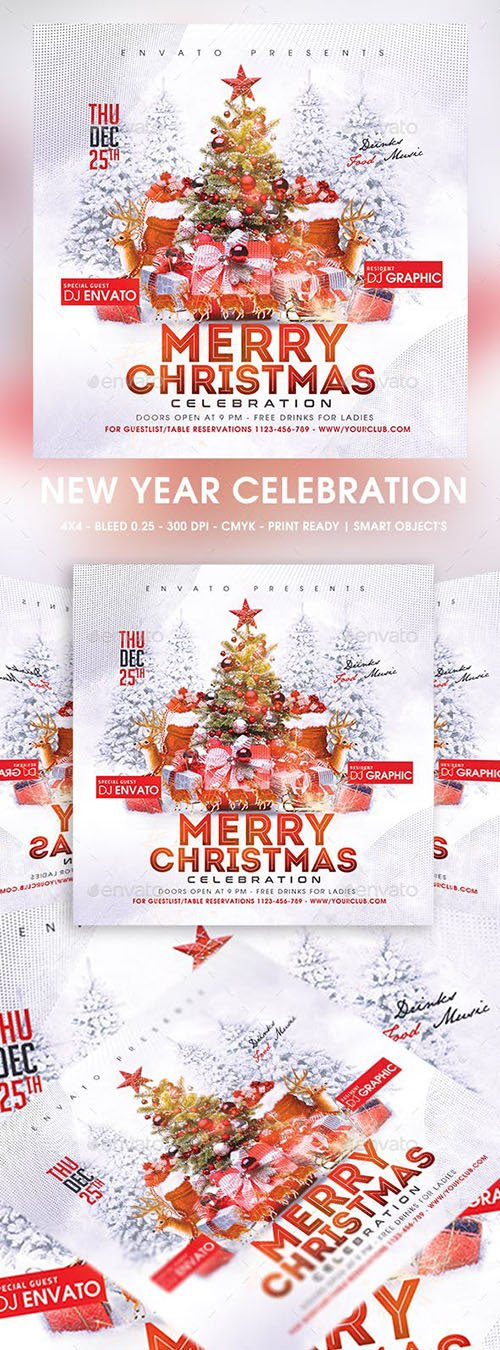 GraphicRiver - Christmas 23011906