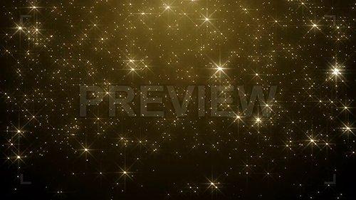 MA - Super Shimmer Christmas Gold Background 142965