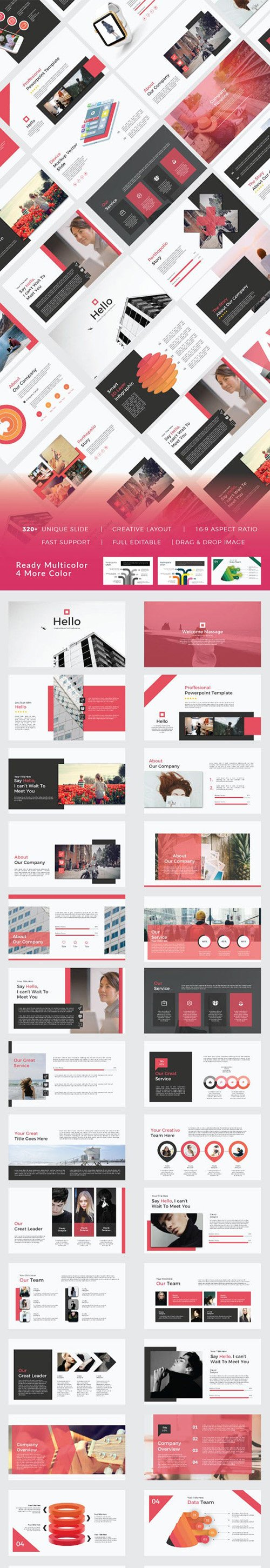 Hello Creative Design For Your Business 21607897