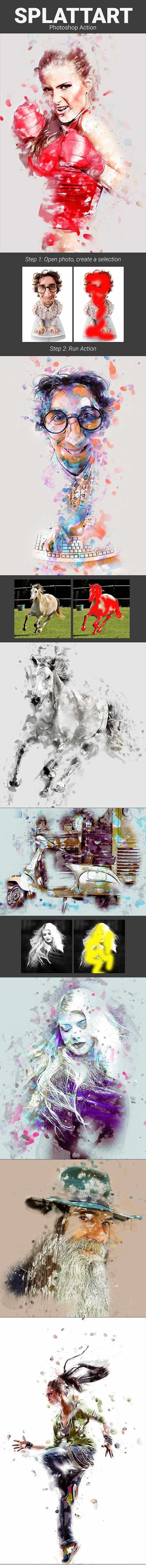 GraphicRiver - Splattart 22700717