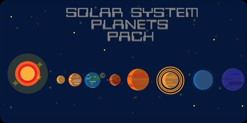 CodeSter - Solar System Planets Pack - 7651