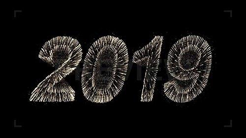 MA - 2019 New Year Fireworks Pack 118509