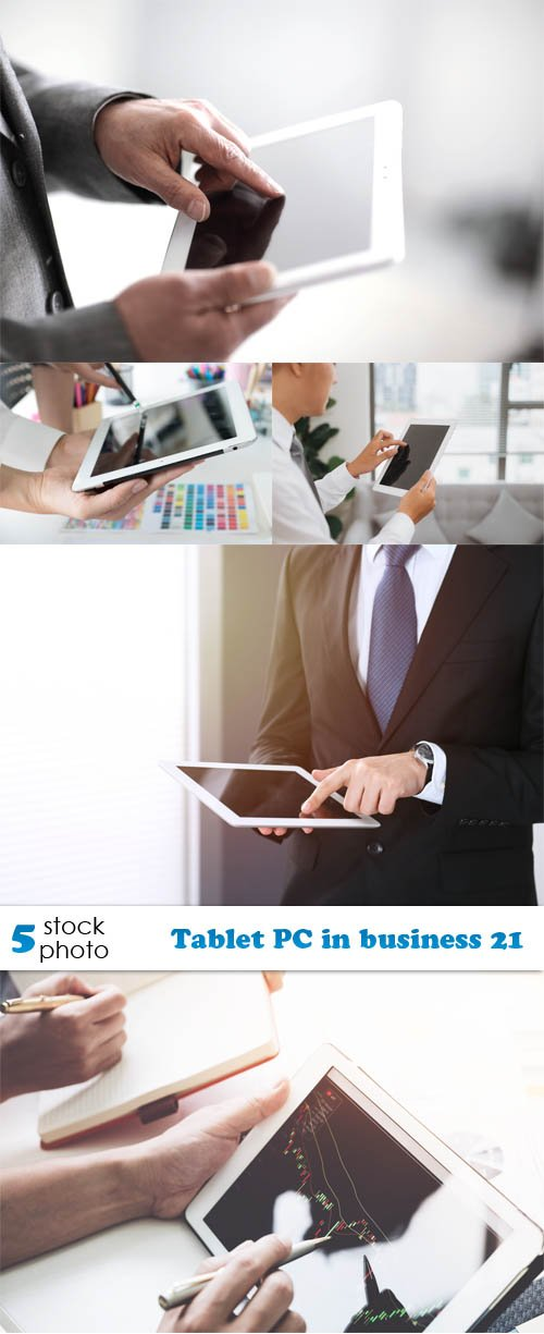 Photos - Tablet PC in business 21