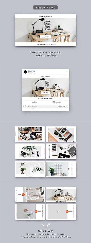 Facebook Ad Vol. 7