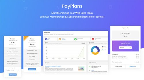 PayPlans Pro v4.0.1 -  Extension For Joomla