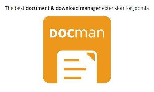 Docman v3.3.3 - Document & Download Manager Extension For Joomla + Plugins