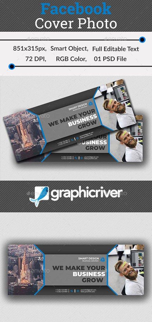 GraphicRiver - Facebook Cover Photo 22815908
