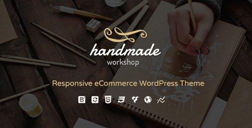 ThemeForest - Handmade v4.4 - Shop WordPress WooCommerce Theme - 13307231