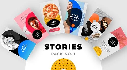 Instagram Stories Pack No. 1 158511