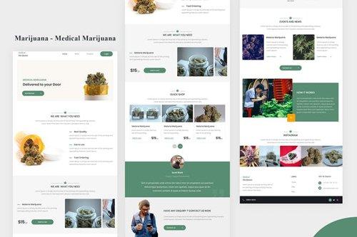 Marijuana - Medical Marijuana Email Newsletter
