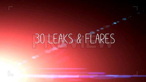 MA - 30 Light Leaks Pack 129685