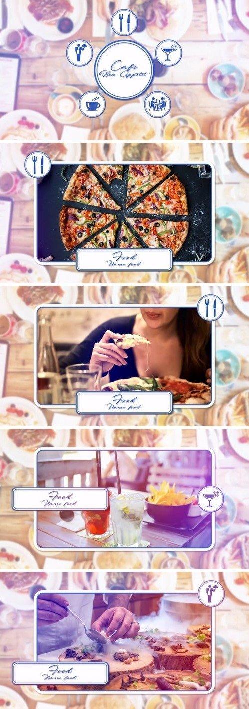Restaurant Promo 158437