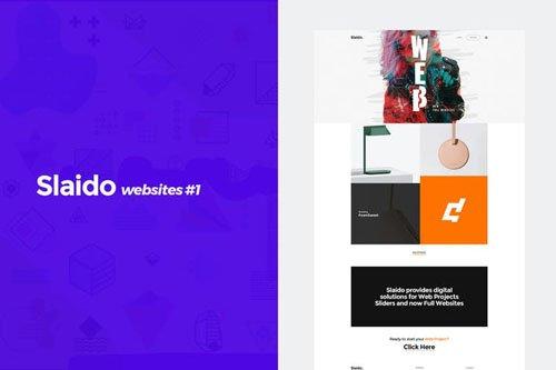 Slaido Websites - #1
