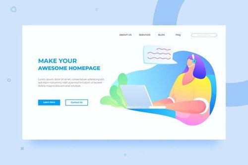 SRTP- Customer Service.02 - Banner Homepage