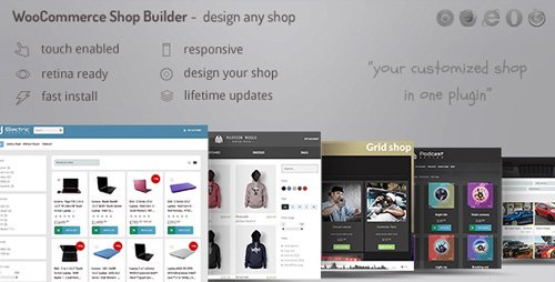 CodeCanyon - WooCommerce shop page builder v1.16 - Create any shop grid / table with advanced filters - 22003147