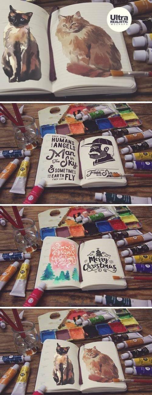 Agenda Paint Scene