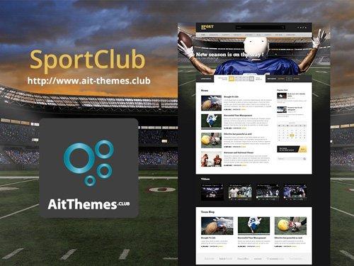 Ait-Themes - SportClub v1.114 - WordPress Theme For Sport Clubs & League
