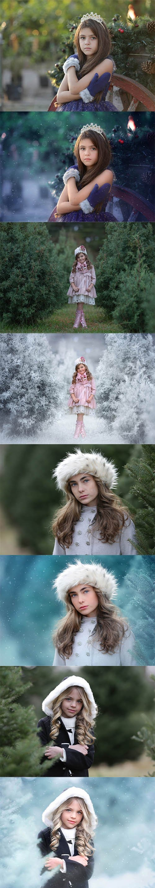 The Innocence Snow Day Collection