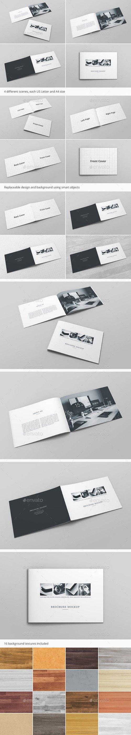 GR - Brochure Catalog Mockup Vol. 2 21420515