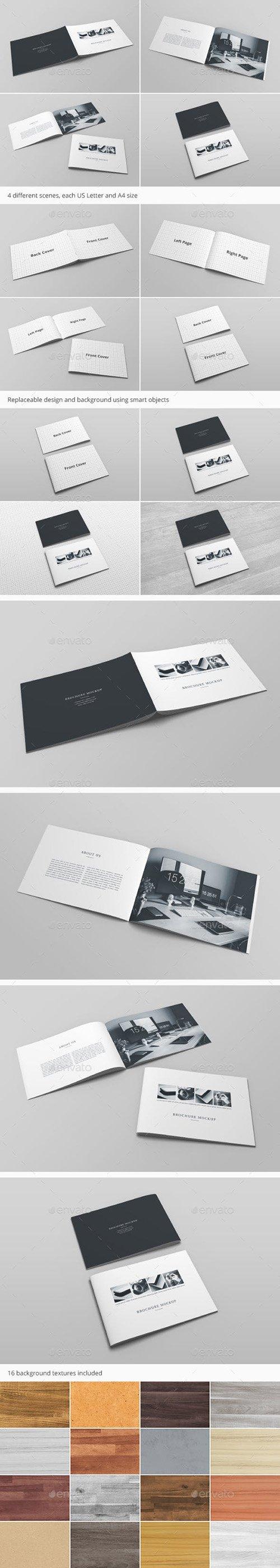 GR - Brochure Catalog Mockup Vol. 3 21420659