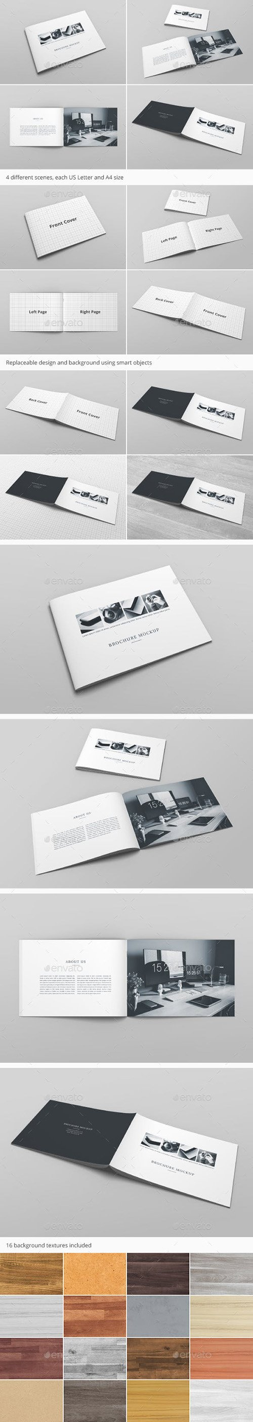 GR - Brochure Catalog Mockup Vol. 1 21420388