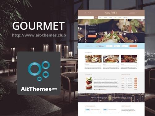 Ait-Themes - Gourmet v1.117 - Theme for Restaurants & Bars
