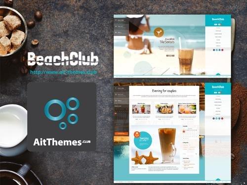 Ait-Themes - BeachClub v1.34 - Fullscreen WordPress Theme