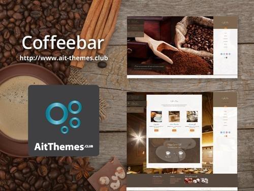 Ait-Themes - Coffeebar v1.98 - Fullscreen WordPress Theme
