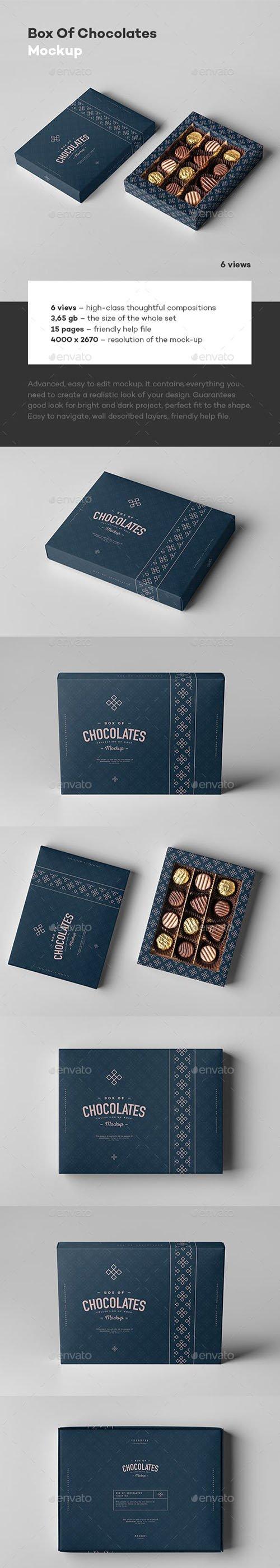 GR - Box Of Chocolates Mock-up 23126932
