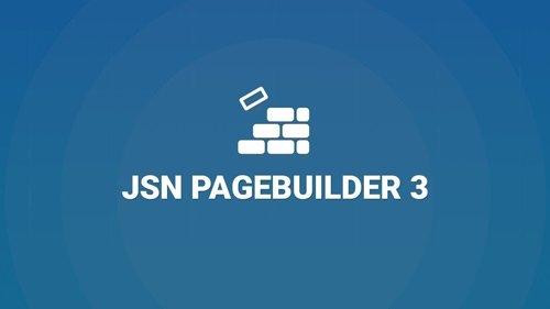 JSN PageBuilder 3 Pro v1.4.7 - Powerful Joomla Page Builder Extension - JoomlaShine