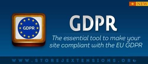 StoreJExtensions - GDPR v1.6.2 - Joomla Personal Data Processing Plugin