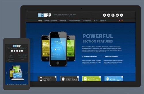 Ait-Themes - MyApp v1.32 - WordPress Theme For App Developers